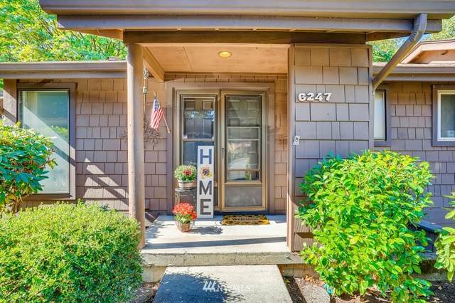 6247 S 153rd Street 2-E, Tukwila, WA 98188 (#1843954) :: Keller Williams Western Realty