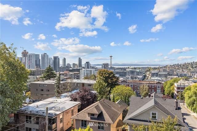 511 E Roy Street #111, Seattle, WA 98102 (#1843975) :: Franklin Home Team