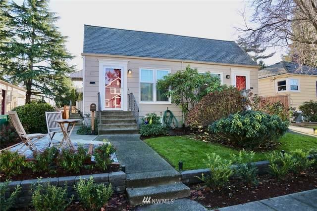 811 NW 59th Street, Seattle, WA 98107 (#1843993) :: Franklin Home Team