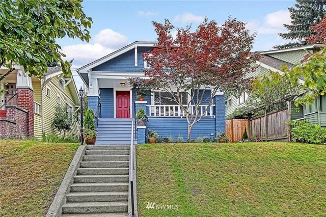 2347 N 63rd Street, Seattle, WA 98103 (#1844035) :: Ben Kinney Real Estate Team
