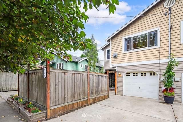 4143 Delridge Way SW, Seattle, WA 98106 (#1844101) :: M4 Real Estate Group