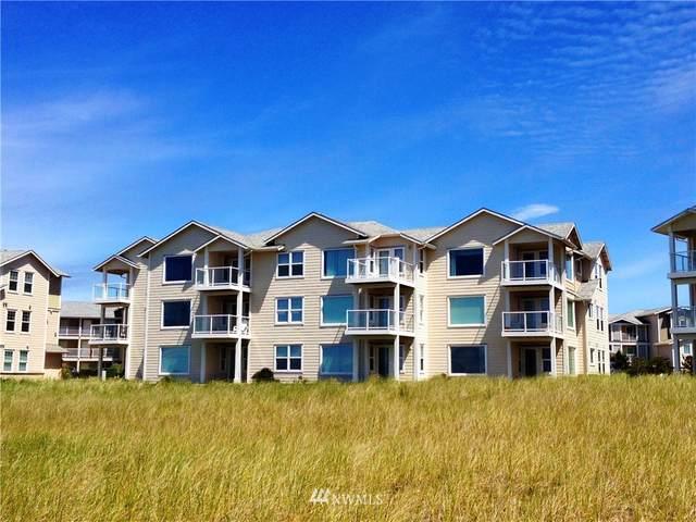 1600 W Ocean Avenue #612, Westport, WA 98595 (#1844110) :: Franklin Home Team