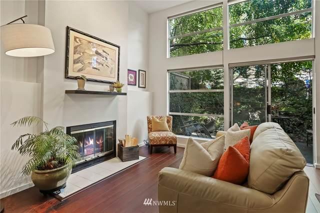 2829 Franklin Avenue E N4, Seattle, WA 98102 (#1844149) :: Ben Kinney Real Estate Team
