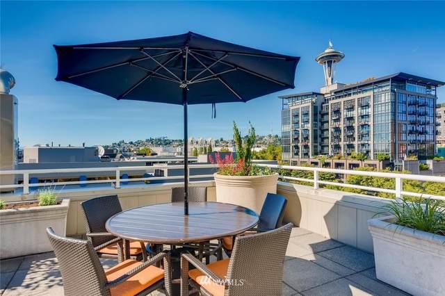 2600 2nd Avenue #314, Seattle, WA 98121 (#1844164) :: Urban Seattle Broker