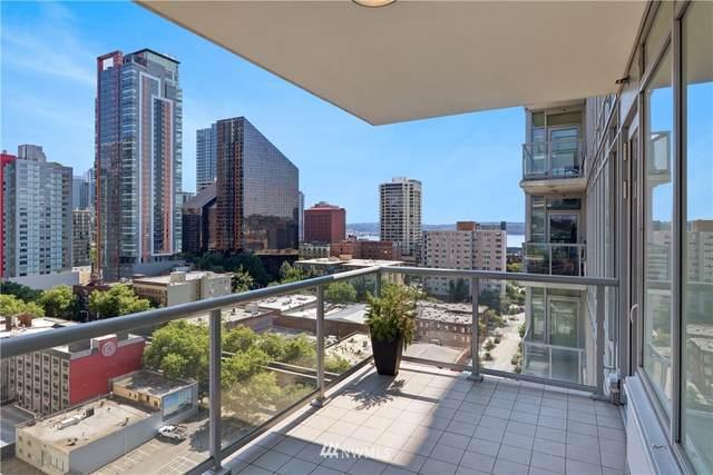 588 Bell Street #1403, Seattle, WA 98121 (#1844199) :: Urban Seattle Broker