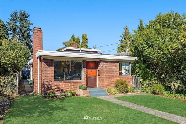526 N 77th Street, Seattle, WA 98103 (#1844302) :: Pickett Street Properties