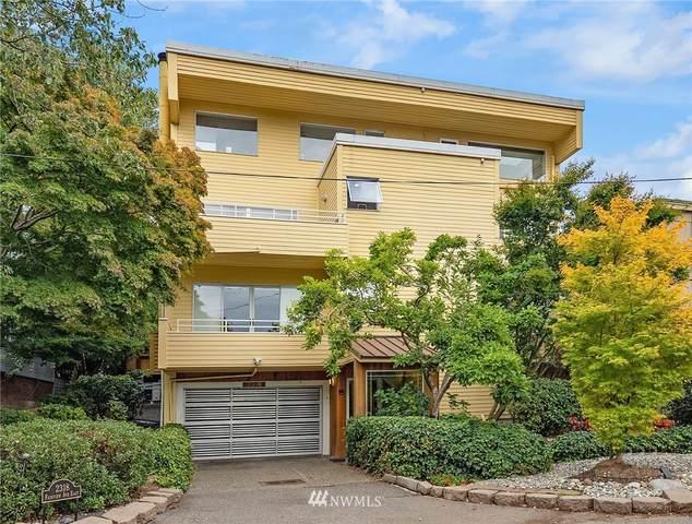 2318 Fairview Avenue E #4, Seattle, WA 98102 (#1844309) :: Franklin Home Team