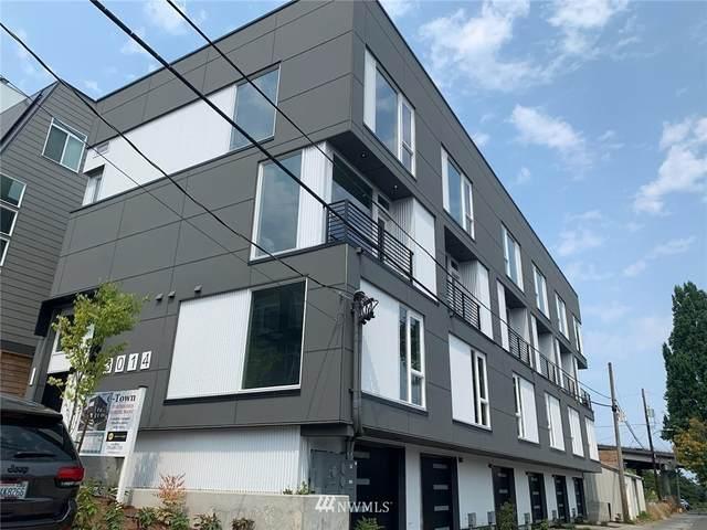 3014 SW Charlestown Street D, Seattle, WA 98126 (#1844376) :: Mike & Sandi Nelson Real Estate