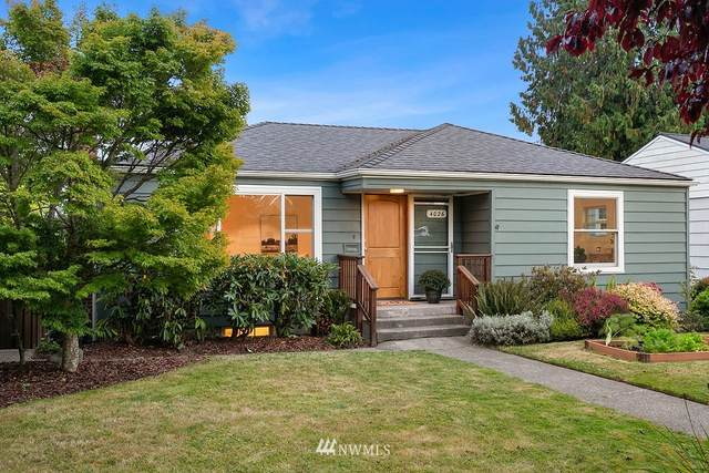 4026 52nd Avenue SW, Seattle, WA 98116 (#1844452) :: Icon Real Estate Group