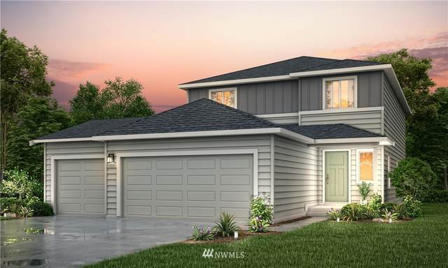 9168 Candytuft Drive SE #460, Tumwater, WA 98501 (#1844510) :: Franklin Home Team