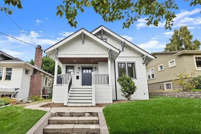 114 NW 74th Street, Seattle, WA 98117 (#1844604) :: Neighborhood Real Estate Group