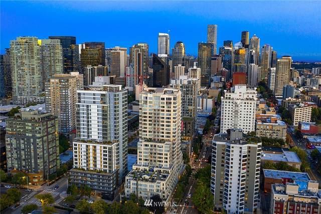 2600 2nd Avenue #1507, Seattle, WA 98121 (#1844625) :: Alchemy Real Estate