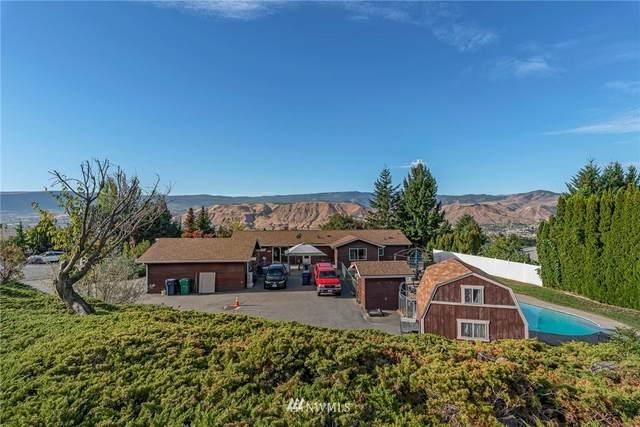 1831 NE 9th St., East Wenatchee, WA 98802 (#1844636) :: Northwest Home Team Realty, LLC