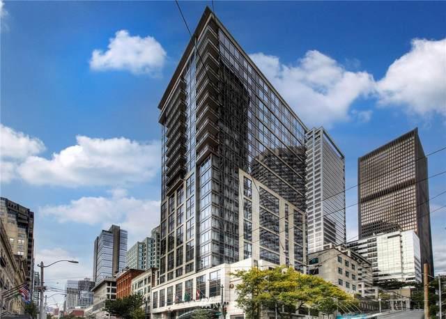 1000 1st Avenue #1601, Seattle, WA 98104 (#1844711) :: Alchemy Real Estate