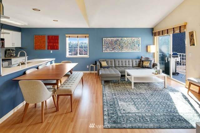 952 N 35th Street #303, Seattle, WA 98103 (#1844714) :: Ben Kinney Real Estate Team
