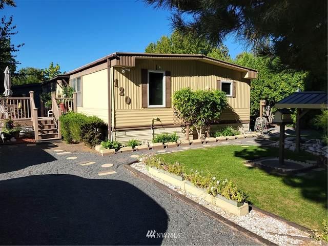 4815 NE Airway Drive #120, Moses Lake, WA 98837 (#1844790) :: Icon Real Estate Group