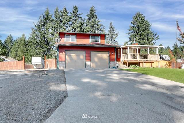 8813 216th Street Ct E, Graham, WA 98338 (#1844814) :: Ben Kinney Real Estate Team