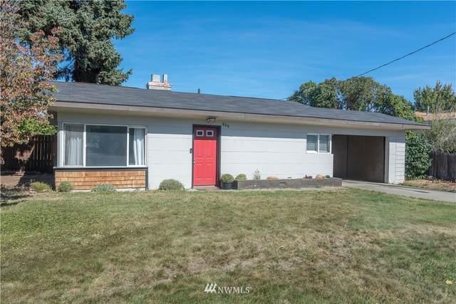 809 E Spokane Avenue, Ellensburg, WA 98926 (MLS #1844852) :: Nick McLean Real Estate Group