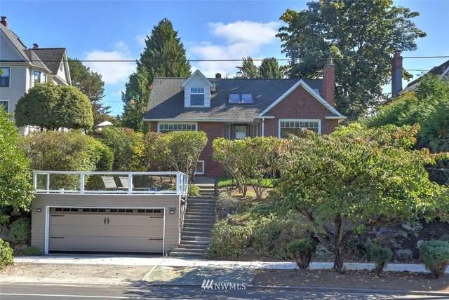 5808 E Green Lake Way N, Seattle, WA 98103 (#1844877) :: Ben Kinney Real Estate Team
