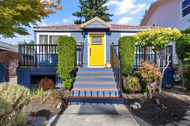 3734 SW Thistle Street, Seattle, WA 98126 (#1844910) :: Ben Kinney Real Estate Team