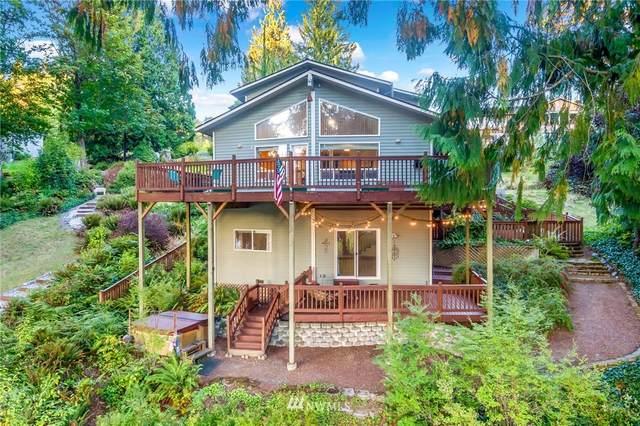 21618 E Lost Lake Road, Snohomish, WA 98296 (#1844913) :: Keller Williams Western Realty