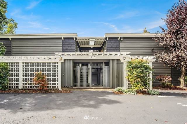 1113 Kirkland Avenue 4B, Kirkland, WA 98033 (#1844951) :: Ben Kinney Real Estate Team
