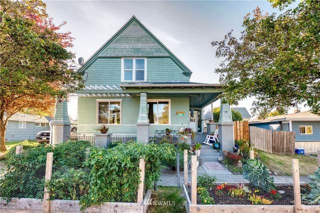 908 S Junett Street, Tacoma, WA 98405 (#1844957) :: Franklin Home Team