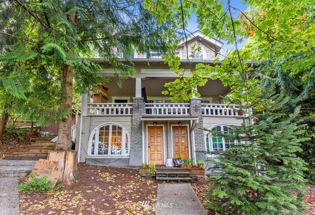 5219 22nd Avenue NE, Seattle, WA 98105 (#1844988) :: Pacific Partners @ Greene Realty