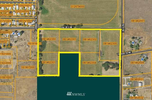 0 Road 20.5 NE, Soap Lake, WA 98851 (MLS #1845007) :: Nick McLean Real Estate Group