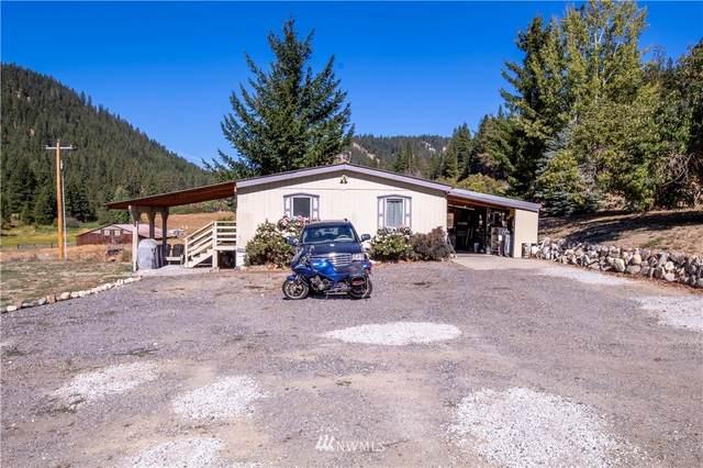 17490 Chumstick Highway, Leavenworth, WA 98826 (MLS #1845052) :: Community Real Estate Group