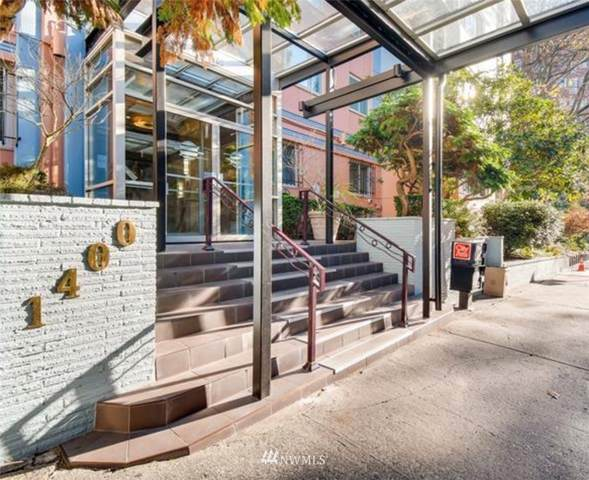 1400 Hubbell Place #903, Seattle, WA 98101 (#1845054) :: Franklin Home Team