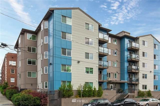 1616 Summit Avenue #401, Seattle, WA 98122 (#1845082) :: Franklin Home Team