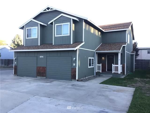 404 River Ave., Ellensburg, WA 98926 (MLS #1845144) :: Community Real Estate Group