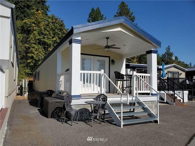 11155 S Lakeshore Rd 5A, Chelan, WA 98816 (MLS #1845157) :: Nick McLean Real Estate Group