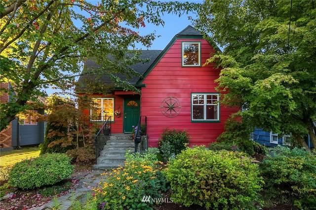 7523 10th Avenue NW, Seattle, WA 98117 (#1845391) :: Provost Team | Coldwell Banker Walla Walla