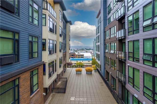 1501 Tacoma Avenue S #215, Tacoma, WA 98402 (#1845510) :: Keller Williams Western Realty