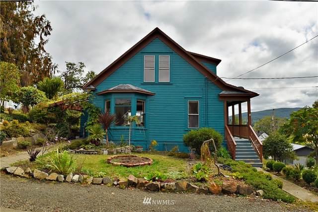 1103 Summit Avenue, Raymond, WA 98577 (#1845609) :: Pacific Partners @ Greene Realty