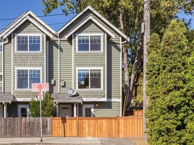 12343 10th Place NE A, Seattle, WA 98125 (#1845644) :: Franklin Home Team