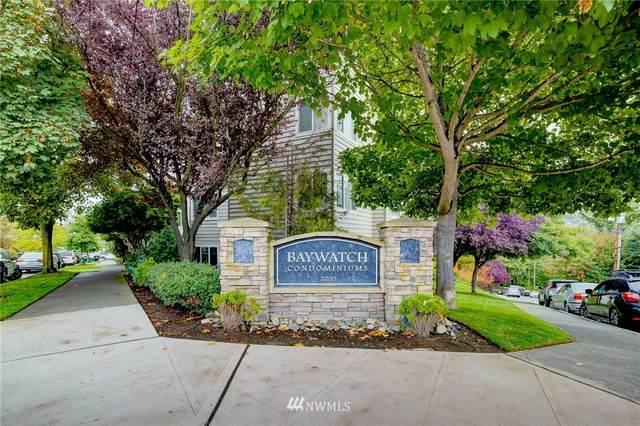 2200 Thorndyke Avenue W #210, Seattle, WA 98199 (#1845700) :: Pacific Partners @ Greene Realty