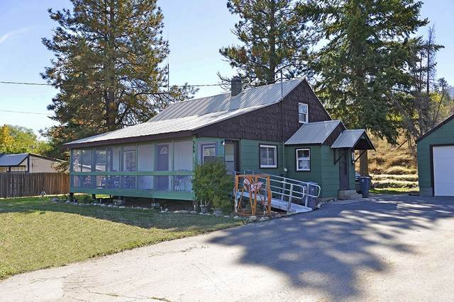 369 Twisp Avenue W, Twisp, WA 98856 (#1845799) :: Franklin Home Team