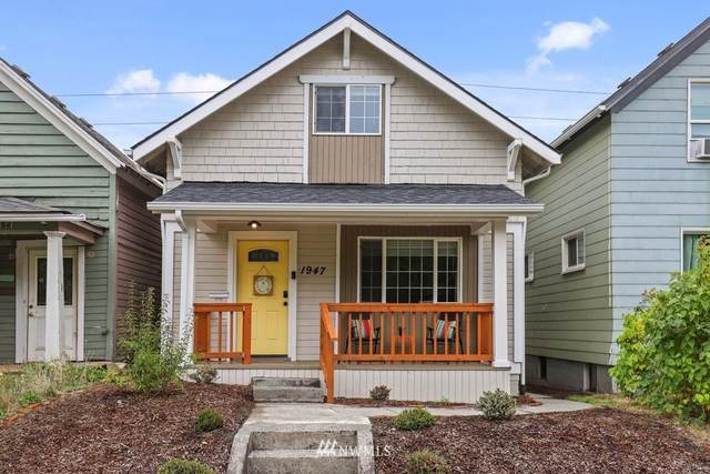 1947 S Ainsworth Avenue, Tacoma, WA 98405 (#1845800) :: Neighborhood Real Estate Group