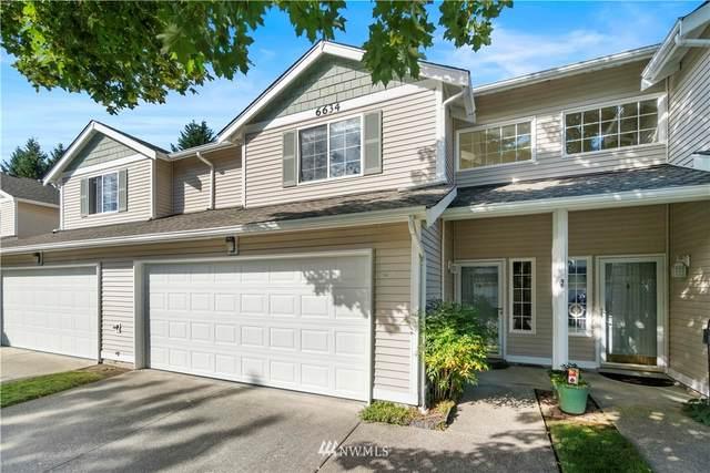 6634 SE Millstone Lane #104, Lacey, WA 98516 (#1845901) :: Franklin Home Team