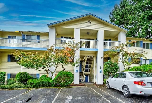12906 8th Avenue W D204, Everett, WA 98204 (#1845988) :: Ben Kinney Real Estate Team