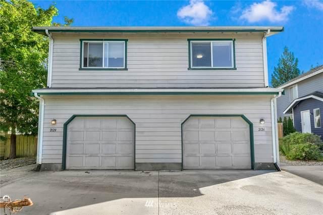 2126 / 2128 Michigan Street, Bellingham, WA 98229 (#1846009) :: Ben Kinney Real Estate Team