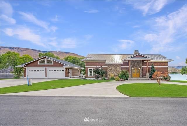 2155 Summer Camp Road, Chelan, WA 98816 (#1846225) :: Franklin Home Team
