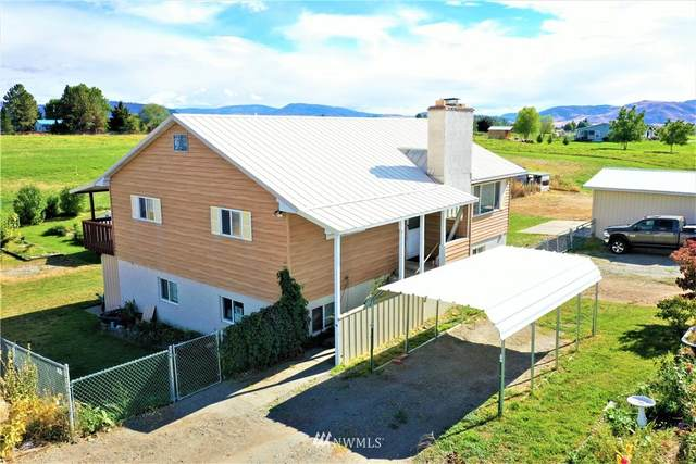 1 Green Road, Omak, WA 98841 (#1846427) :: Neighborhood Real Estate Group