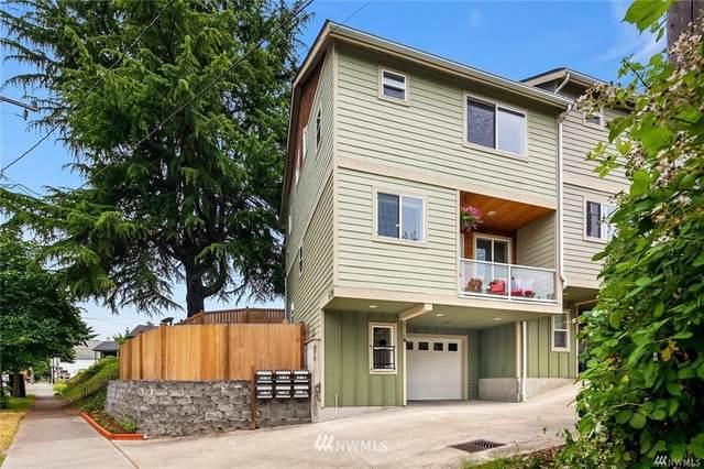 6718 Rainier Avenue S A, Seattle, WA 98118 (#1846633) :: Lucas Pinto Real Estate Group