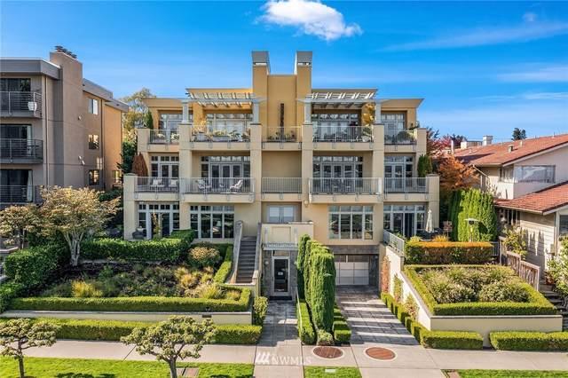 2061 43rd Avenue E #300, Seattle, WA 98112 (#1846785) :: McAuley Homes