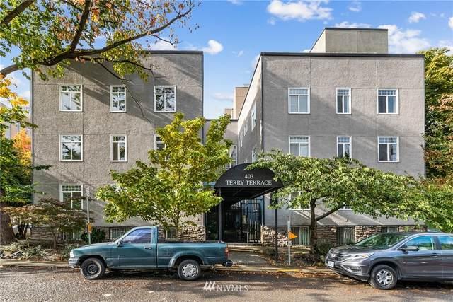 403 Terry Avenue #303, Seattle, WA 98104 (MLS #1846832) :: Reuben Bray Homes