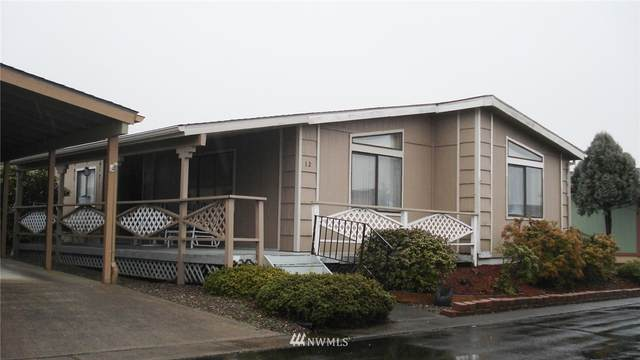 507 NE 99th Street #12, Vancouver, WA 98665 (#1846848) :: McAuley Homes